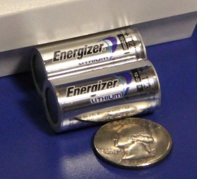 Siren Sounder Batteries ONLY (Need 2 Per Sounder)